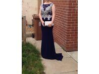 Prom dress bridesmaids dress
