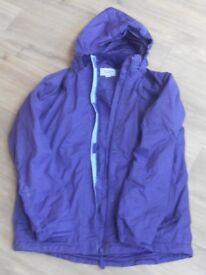 Peter Storm Adventurers waterproof jacket aged 13 years