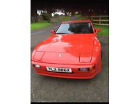 Porsche 944 - very good condition