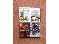 Brand new DVD's