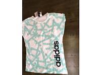Girls Adidas top