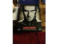 Love/Hate collectors box set hard to find