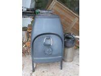 Jotul 1 wood burner stove