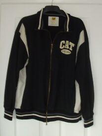 Men's XL Caterpillar Clothing Fleece Jacket