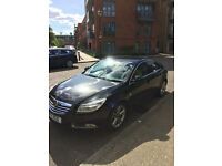 **Vauxhall Insignia 2011 Black 1.8 Manual Petrol 85000 Miles**FSH AND 12 MONTHS MOT**
