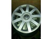Alloy wheels multi fit