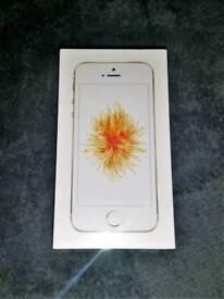 Apple IPhone SE 64GB GOLD UNLOCKED