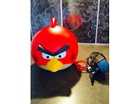 Angry Bird speaker for iphone, ipad and tabled