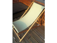 Deck chair - Great condition