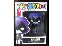 Teen Titans Go! Raven Pop Vinyl # 108