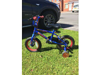 Kids Bike With Stabilisers for Sale