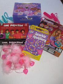 Girls Toys & Craft Activities