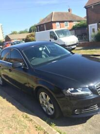 Audi A4 diesel 2010 automatic and Sami 127000 mileage