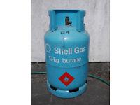 Shell Gas 13kg Butane Cylinder - Empty