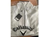 Callaway Golf 1/4 Zip Tank Top