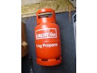 6KG Propane Calor Gas Bottle (empty)