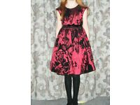 GIRLS OCCASION DRESS AGE 10