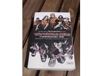 Walking Dead compendium volume 1, graphic novel comic book collection
