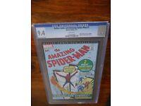 Amazing spider-man #1 Dallas 9.4 cgc
