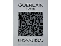 Guerlain L'Homme Ideal Eau de Toilette 100ml - BRAND NEW 100% GENUINE