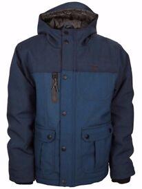 Billabong Alves Jacket Boys SIZE 14 (used) RPR £70