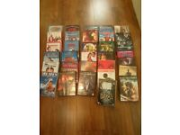 Collection of 32 DVD's - excellent condition