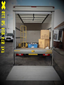 Man and Van - Local & Nationalwide - short notice available