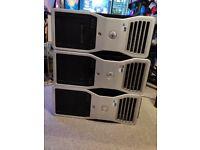 3x Dell Precision T7400 barebone PC | Workstation
