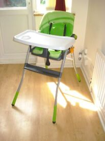 Child's High Chair- Chicco
