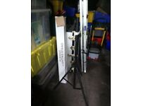 pulse lighting stand. x2