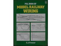 PSL Book of Model Railway Wiring, C.J. Freezer