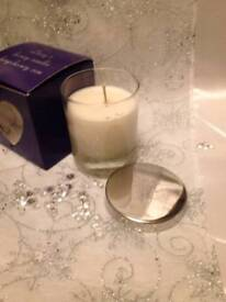 Perfume scented candles
