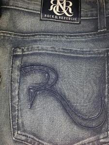 Rock & Republic Size 31 Womens Jean