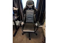 JL Comfurni Office Chair Gaming/Racing (Like DX Racer, Maxnomic)