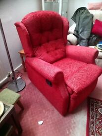 HSL STYLE HIGH BACK CHAIR