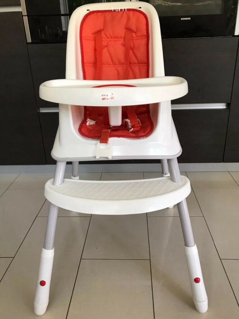 3a656525f2d Fisher Price Grow with Me High Chair
