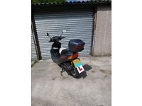 50cc moped good condition