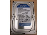 Western Digital WD2500AAKX 250GB 7200 RPM 16MB Cache SATA Hard Drive