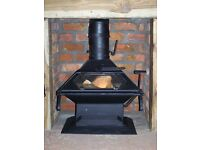 DOWLING WOODBURNING / MULTIFUEL STOVE