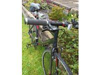Boardman 3XB Hybrid Sport Bike