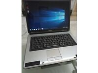 Toshiba Satellite Pro with MS Office - Great condition- Hardly used Laptop