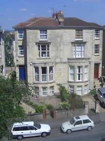 1 bedroom flat - great location in heart of Cotham
