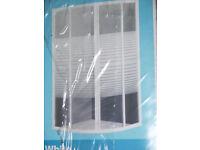 new Quadrant shower enclousure 800 x 800 unopened in original factory box.