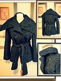 Smart Coat Size 12-14 M&S