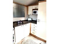 Mobile home for sale Atlas Chorus 3 bedrooms fully central heated, double glazed excellent condition