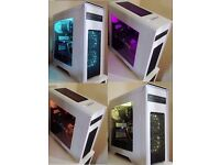 "The Ultimate Gaming PC Six Cores / 16GB Ram / 2 x SDD / 3GB HD7950/24"" Asus LED/ 40 x Games"