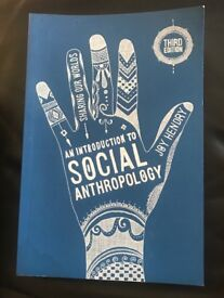 An Introduction To Social Anthropology - Sharing Our Worlds