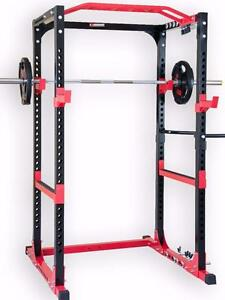 NEW eSPORT BODYBUILDING POWER Cage With Available Options (2016) Cage Price $595 + Gst / Pst