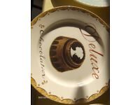 Vintage Cake Plates , Classic Sweets Plates