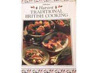 Harvest Traditional British Cooking Cookbook